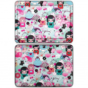 DecalGirl SGT4-KIMCUT for for for for for for for for for for Samsung Galaxy Tab 4 26cm Skin - Kimono Cuties