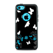 DecalGirl OC5C-FLYMEAWAY OtterBox Commuter iPhone 5c Skin - Fly Me Away
