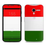 DecalGirl MOTX-ITALY Motorola Moto X Skin - Italian Flag