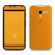 DecalGirl MOTX-SS-ORN Motorola Moto X Skin - Solid State Orange