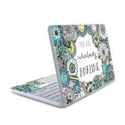 DecalGirl HC11-RIDIC HP Chromebook 11 Skin - You Are Ridic