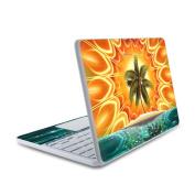 DecalGirl HC11-SUNTROPIC HP Chromebook 11 Skin - Sundala Tropic