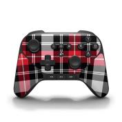 DecalGirl AFTC-PLAID-RED Amazon Fire Game Controller Skin - Red Plaid