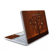 DecalGirl HC11-TOBOOKS HP Chromebook 11 Skin - Tree Of Books