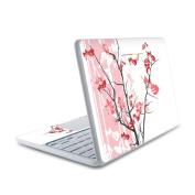 DecalGirl HC11-tranquilly-PNK HP Chromebook 11 Skin - Pink Tranquilly
