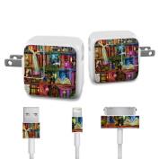 DecalGirl APCH-TREASUREHUNT Apple iPad Charge Kit Skin - Treasure Hunt