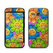DecalGirl MOMG-HPYDAISIES Motorola Moto G Skin - Happy Daisies