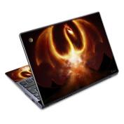 DecalGirl AC72-FIREDRAGON Acer Chromebook C720 Skin - Fire Dragon