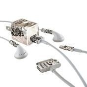 DecalGirl ACH-MEDIMEHNDI Apple iPhone Charge Kit Skin - Meditation Mehndi