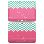 DecalGirl ST310-LIVELAUGHLOVE for for for for for for for for for for Samsung Galaxy Tab 3 10-1 Skin - Live Laugh Love