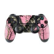 DecalGirl PS4C-MOSSYOAK-BUPNK Sony PS4 Controller Skin - Break-Up Pink