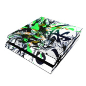 DecalGirl PS4-GRN1 Sony PS4 Skin - Green 1