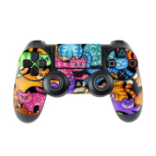 DecalGirl PS4C-CLRKIT Sony PS4 Controller Skin - Colourful Kittens