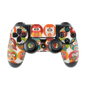 DecalGirl PS4C-OWLFMLY Sony PS4 Controller Skin - Owls Family