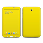 DecalGirl ST37-SS-YEL for Samsung Galaxy Tab 3 18cm Skin - Solid State Yellow