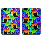 DecalGirl IPDA-RCATS Apple iPad Air Skin - Rainbow Cats