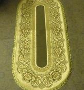 Tapestry Trading V1446BE 36cm x 120cm . Begium Table Runner Verona Beige