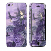 DecalGirl AIP5S-DARKWINGS Apple iPhone 5S Skin - Dark Wings