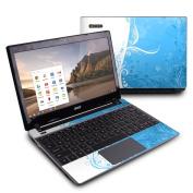 DecalGirl ACC7-BLUECRUSH Acer Chromebook C7 Skin - Blue Crush
