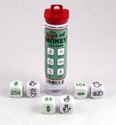 Koplow Games Inc. KOP16163 The Sign Of Money Dice Game