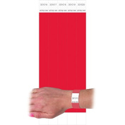 C-LINE PRODUCTS INC CLI89104 C LINE DUPONT TYVEK RED SECURITY
