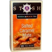 Stash Tea BPC1060361 Salted Caramel 6 x 18 Bag