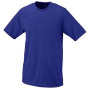 Augusta 790A Adult Wicking T-Shirt Purple 2X