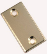 Belwith Products 1190 Brass Filler Plate