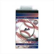 National Design 7.6cm x 13cm . MLB New York Mets Flip Pad