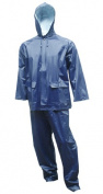 Tingley Rubber S62211.2X 2 Piece Rain Suit 2XL Navy