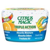 Beaumont Products Inc BMT618372454 Triple Action Odour Moisture Freshner 380ml Fresh Citrus