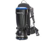 Powr-Flite BP6S Comfort Pro Backpack Vacuum, 5.7l Capacity