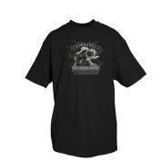 Fox Outdoor 63-70 M US Marines Leave No Man Behind Mens T-Shirt Black - Medium