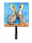 Carolines Treasures 8539SH4 Bird - Pelican Leash Holder Or Key Hook