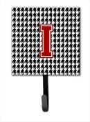 Carolines Treasures CJ1021-ISH4 Monogram - Initial I Houndstooth Leash Holder Or Key Hook