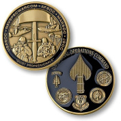 U.S. Special Operations Command Engravable