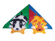 In the Breeze Doggy Delta Kite, 140cm