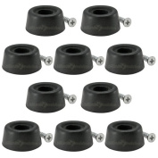 Screw-on Rubber Cue Bumpers - 2.9cm