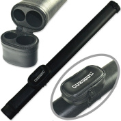 Cuesoul Two Tone 1 Butt X 1 Shaft Pool Cue Tube Case Billiard Canister