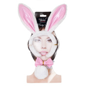 Bunny Set Accessory for Animal Rabbit Easter Fancy Dress