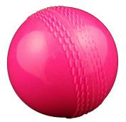 Upfront Opttiuuq JaffaBall Training Rubber Cricket Ball - Pink - ADULT