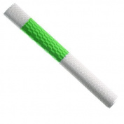 Upfront Opttiuuq ZX3 Cricket Bat Grip. Octopus and arc technology. WHITE/GREEN