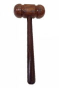 New Cricket Knocking In Hammer Bat Preparation Double Sided Wooden Mallet