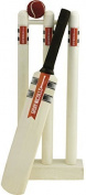 Grey Nicolls Cricket Outdoor Garden Games Mini International Starters Set