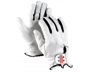 grey-NICOLLS Players Full Finger Inner