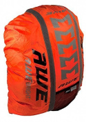 AWE® AWEBrightTM 3M Scotchlite Hi Viz Waterproof Rucksack Backpack Cover Orange
