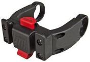 Rixen & Kaul Klickfix Handlebar Adapter E Bracket - Black