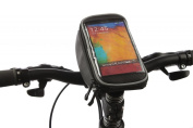 Tofern Bicycle handlebar bag phone holder Screen touch phone bag IPhone Samsung LG Sony HTC with screen 4~14cm