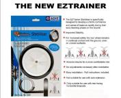 Adie Sprung Ez Trainer Stabiliser Wheel - White, Size 12/Size 16