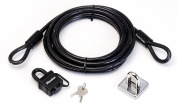 Master Lock 8271EURDAT Garden Security Set Lock / Cable /Anchor